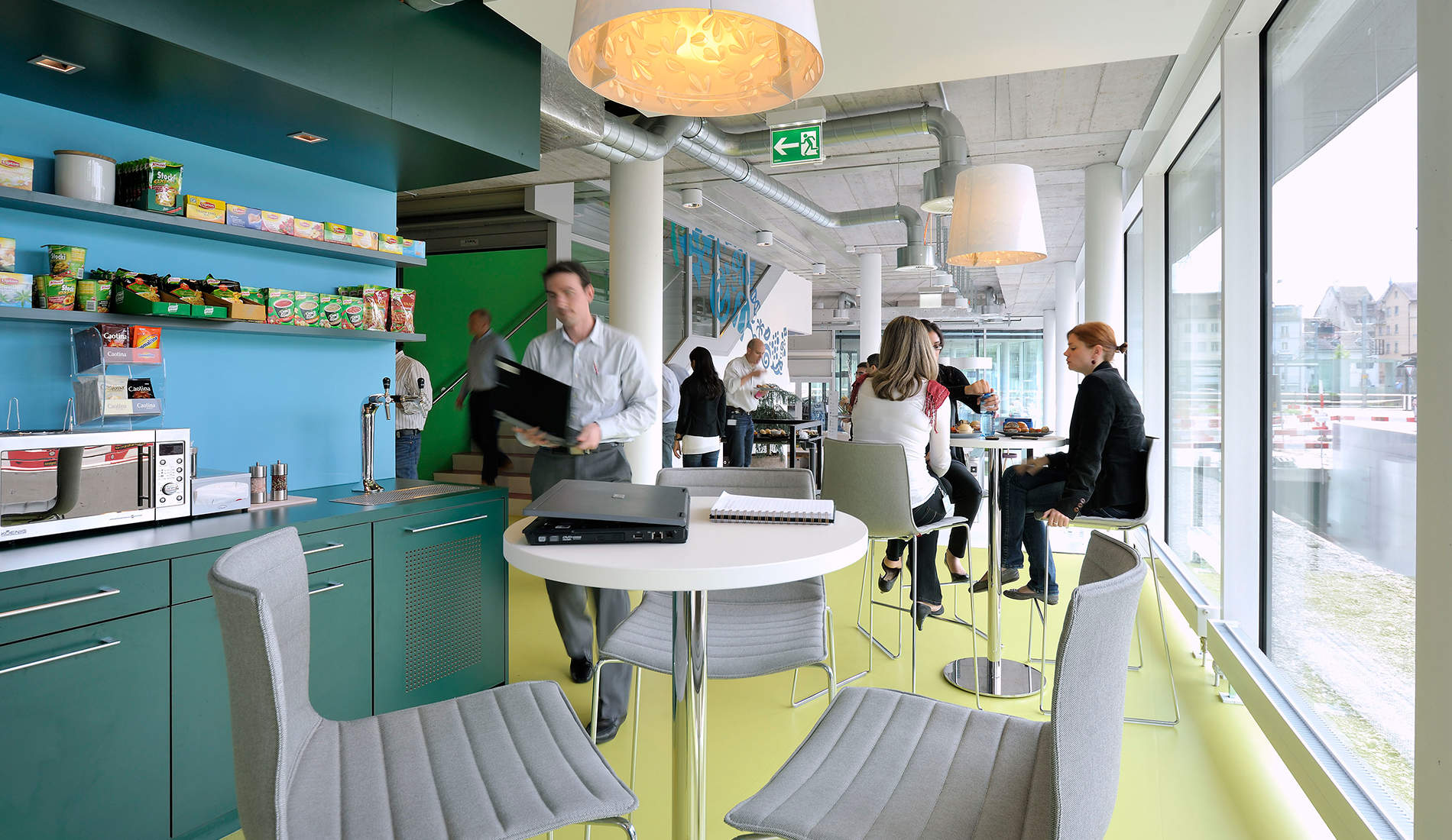 Deli Bar,Deli Bar / Restaurant / Leisure / Architecture - Technology ...