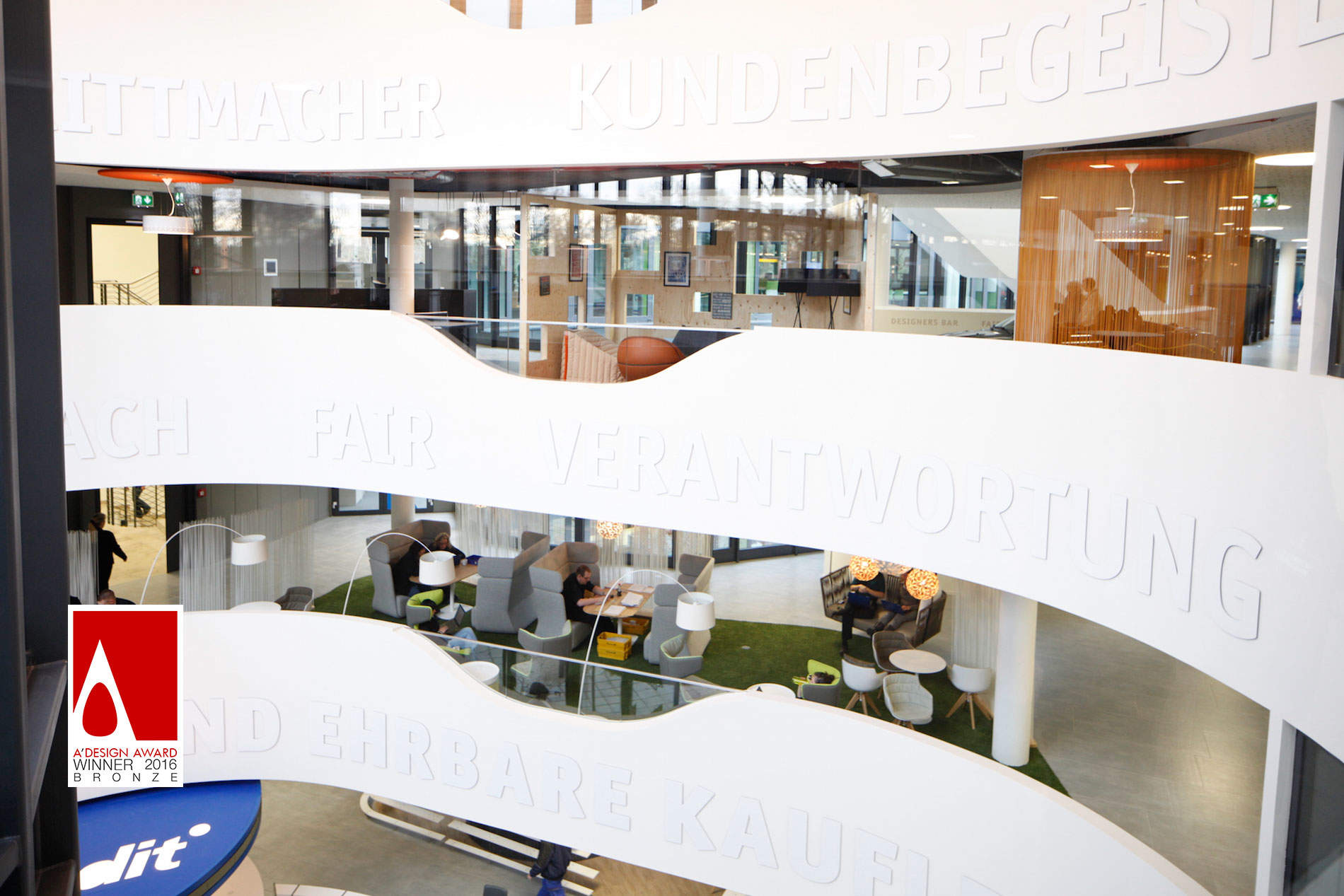 easyCredit,Nürnberg / Office / Architecture - Technology - Design ...